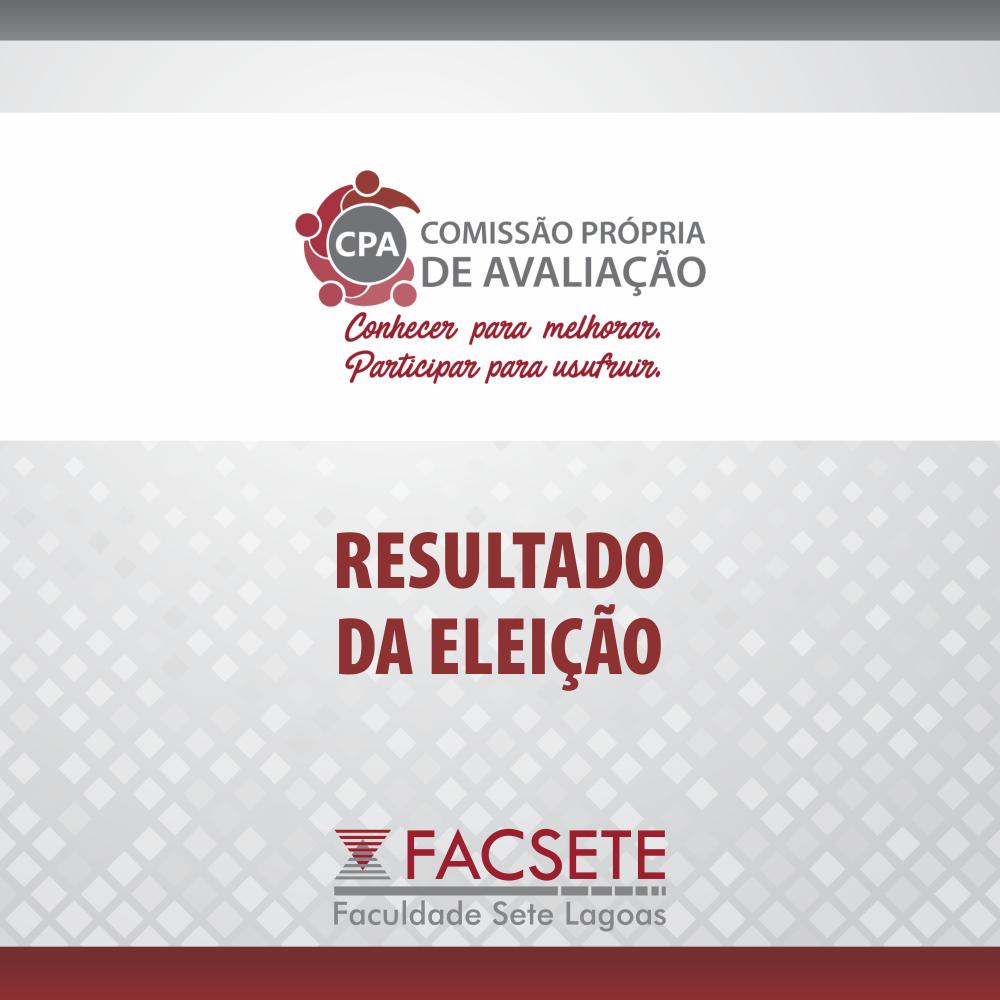 FACSETE RENOVA PARTE DA DIRETORIA DA COMISSÃO PRÓPRIA DE AVALIAÇÃO – CPA 2019-2021