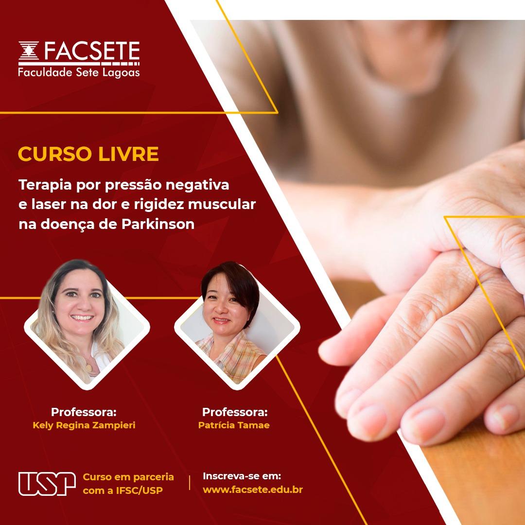Terapia Por Pressão Negativa E Laser Na Dor E Rigidez Muscular Na Doença De Parkinson