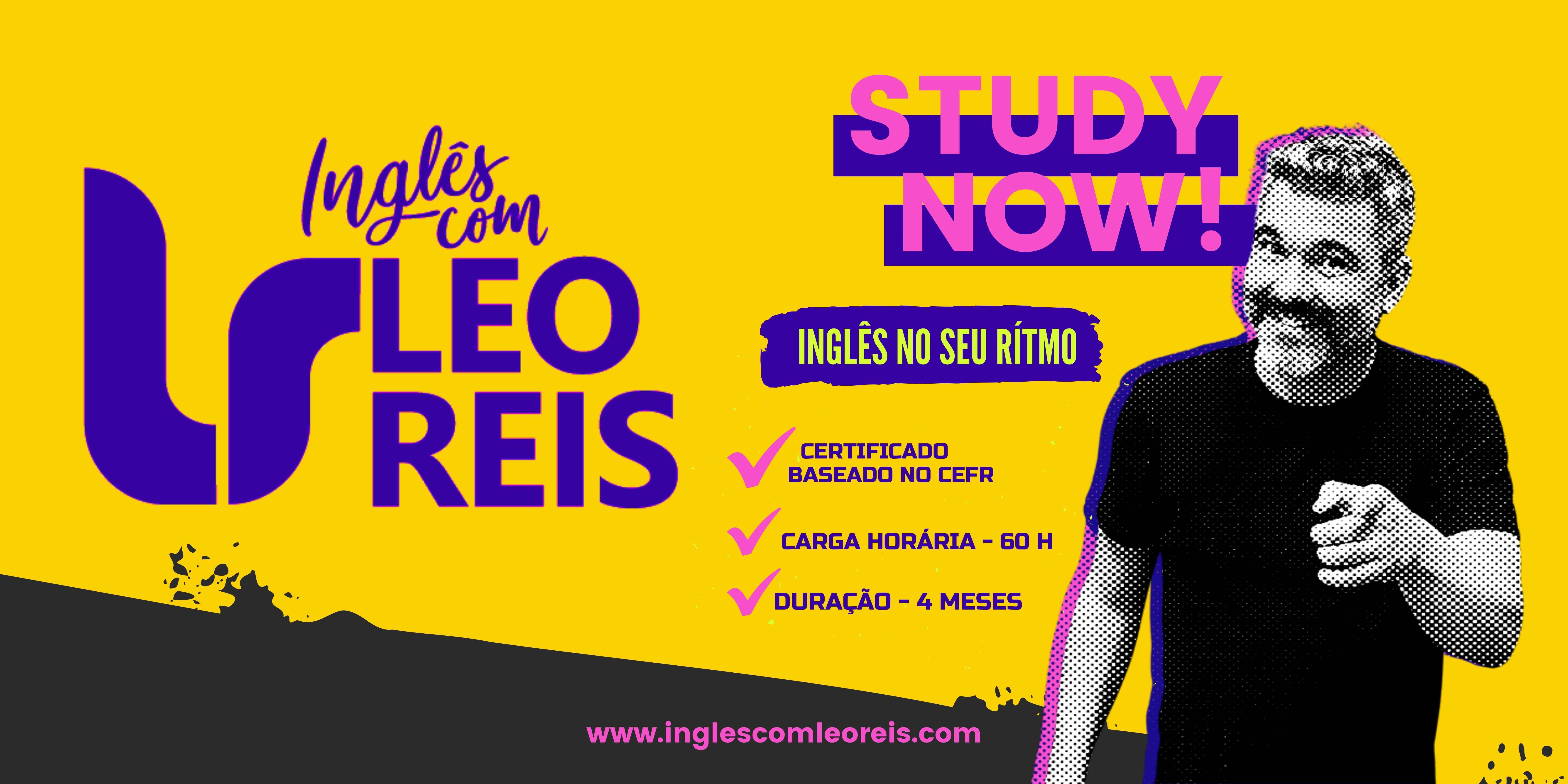 Inglês com Léo Reis